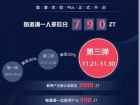 "ZT交易所,顶级值钱域名,100亿""糖果"" 狂欢节,第三弹火热进行中"
